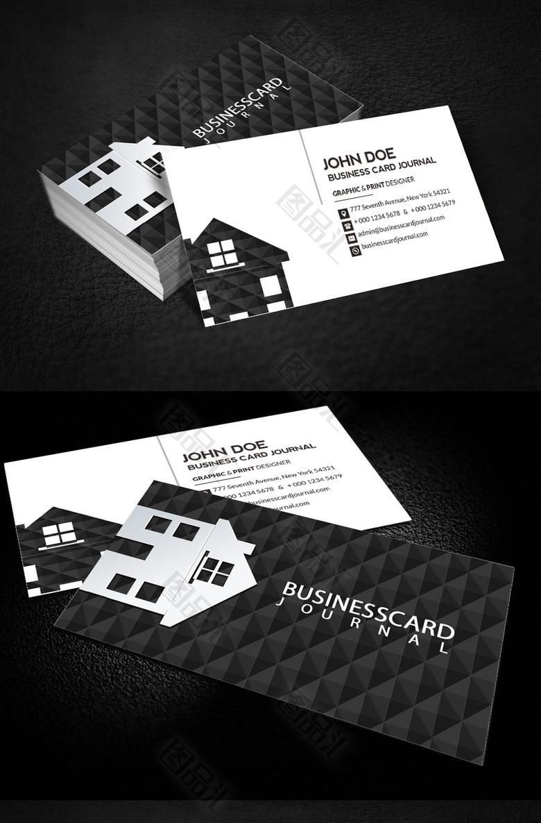 室内设计名片 建筑设计名片 装潢名片 装饰材料名片 建筑装修名片