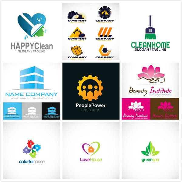图品汇 设计元素 图标元素 商业logo矢量  商业logo矢量素材,抽象人物