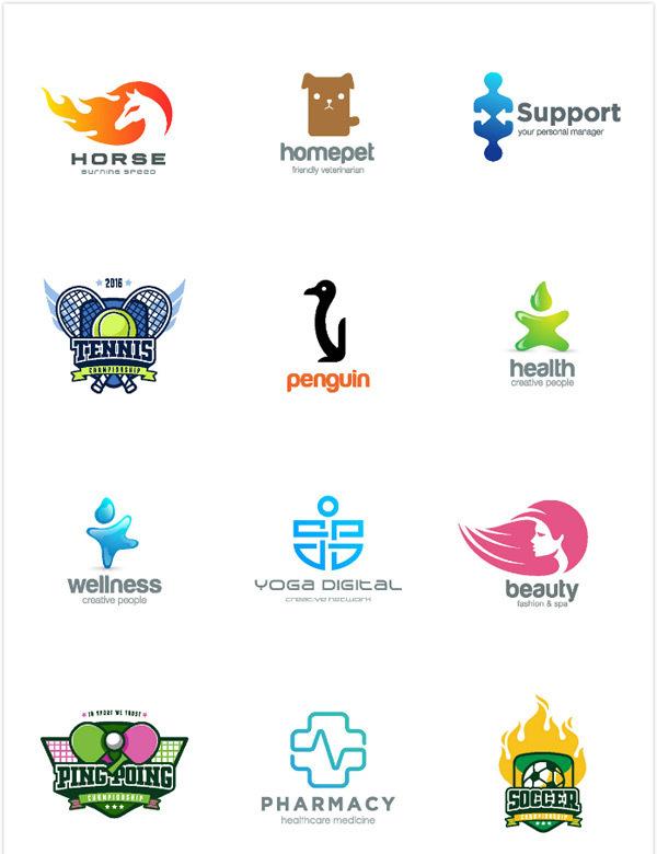 图品汇素材网站内与其相关的素材还有 企业logo商标,logo商标,商标log