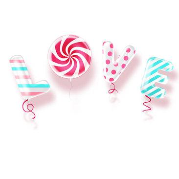 love字体设计素材装修设计软件diy图片