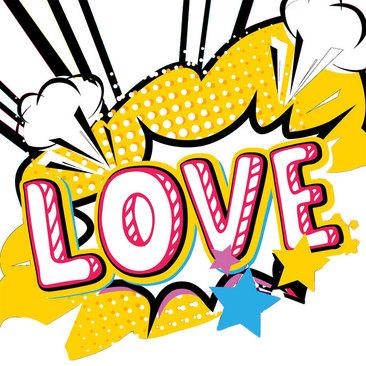 love字体设计素材小楼一层农家设计图图片