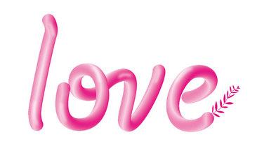 love字体设计素材海昏建筑设计图片