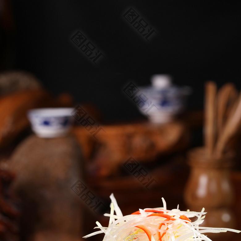 清脆图片丝美食绿地木瓜美食中心青浦图片
