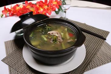 湘粉炖图片羊排纸盐河特色菜品图片