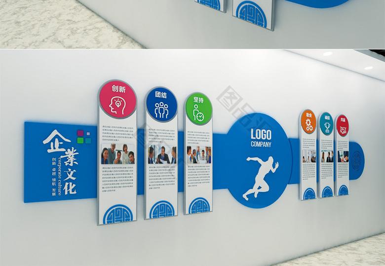 设计 企业文化 企业文化宣传栏背景墙  企业文化墙 走廊文化墙 办公室图片